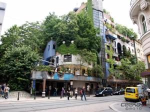 Wienissähttp://ceekayhu.deviantart.com/art/Hundertwasser-Haus-in-Wien-01-182402624