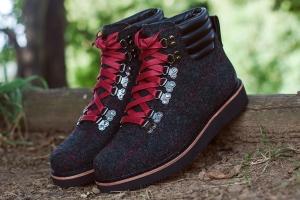 Woolrich x Timberland Abington Hiker Boot